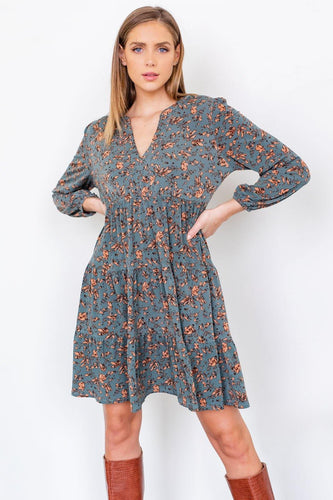 Alessia Dress, Floral