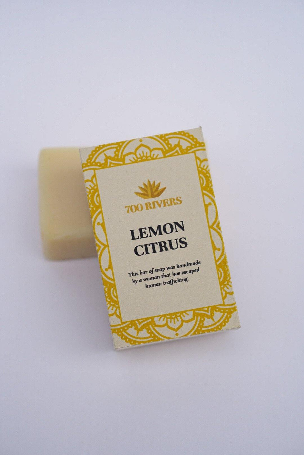 700 Rivers Soap, Lemon Citrus