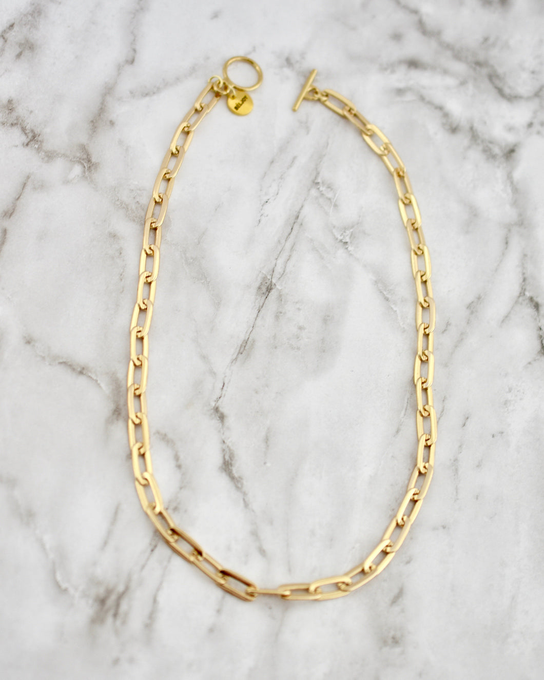 Celia Necklace, Chain