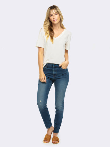 The Lina High Rise Jeans
