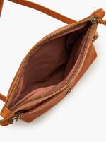 Load image into Gallery viewer, Emnet Foldover Crossbody Bag