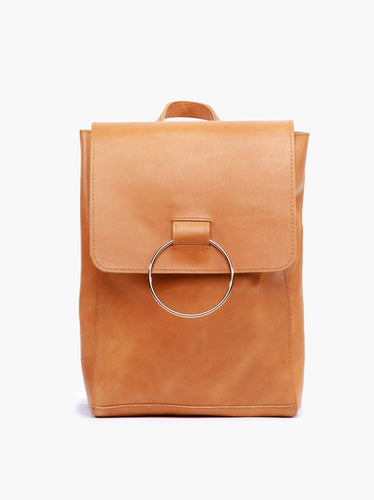Fozi Backpack, Cognac