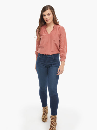 The Maite High Rise Super Stetch Jeans