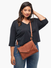 Load image into Gallery viewer, Solome Crossbody Bag, Whiskey