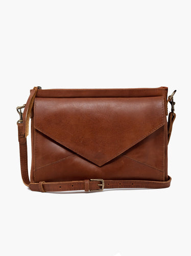 Solome Crossbody Bag, Whiskey