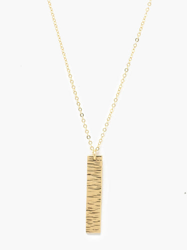 Luxe Citadel Necklace, Gold