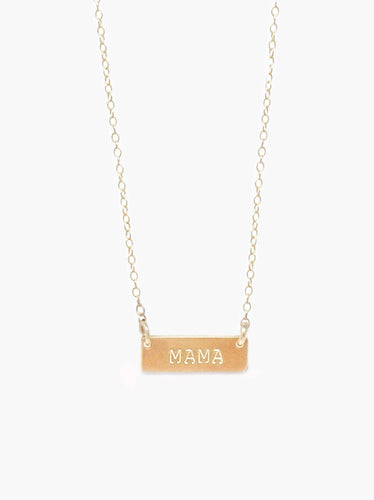 Vista Necklace (Mama), Gold