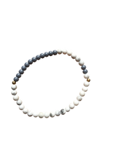 Load image into Gallery viewer, Morse Code Mother Bracelet, Niagara