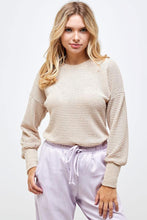 Load image into Gallery viewer, Paloma Sweater, Oatmeal