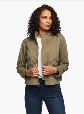 The Infantry Jacket, Mallory Wash
