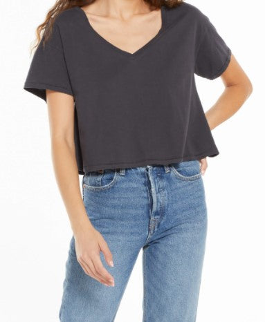 Jaelyn Top, Black