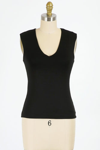 Jazlyn Top, Black