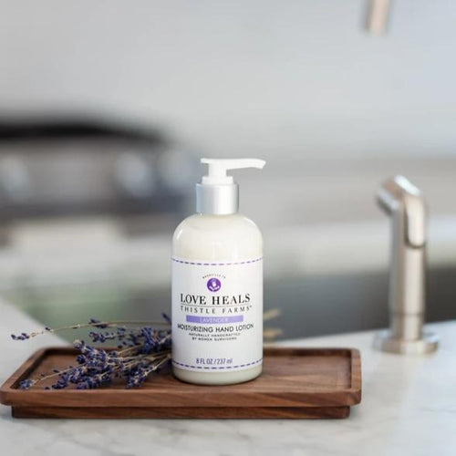 Hand Lotion, Lavender