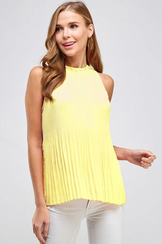 Liv Top, Yellow