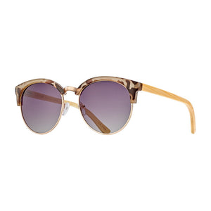 Marin Sunglasses, Ivory Tortoise and Gold