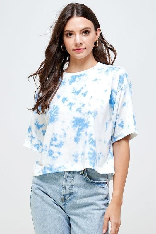 McKenna Top, Blue