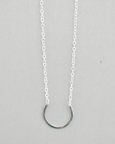 Myra Necklace, Silver