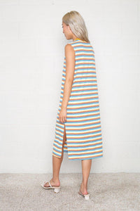 Katie Dress, Striped