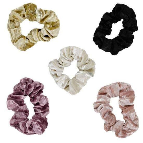 Scrunchie Set, Pretty in Pink