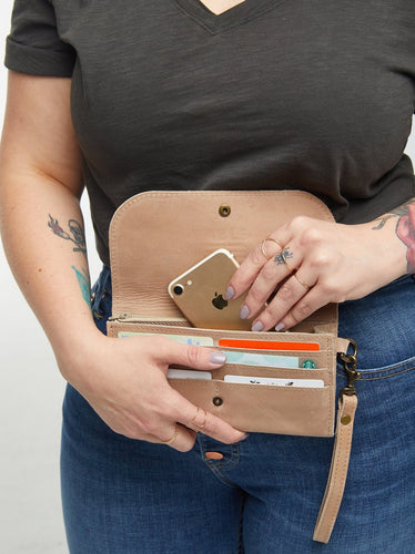 Mare Phone Wallet, Multiple Colors