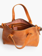 Load image into Gallery viewer, Rachel Crossbody, Cognac