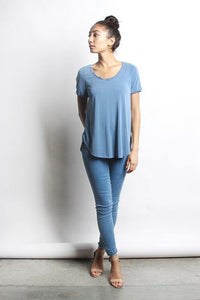 Annalee Top, Dusty Blue