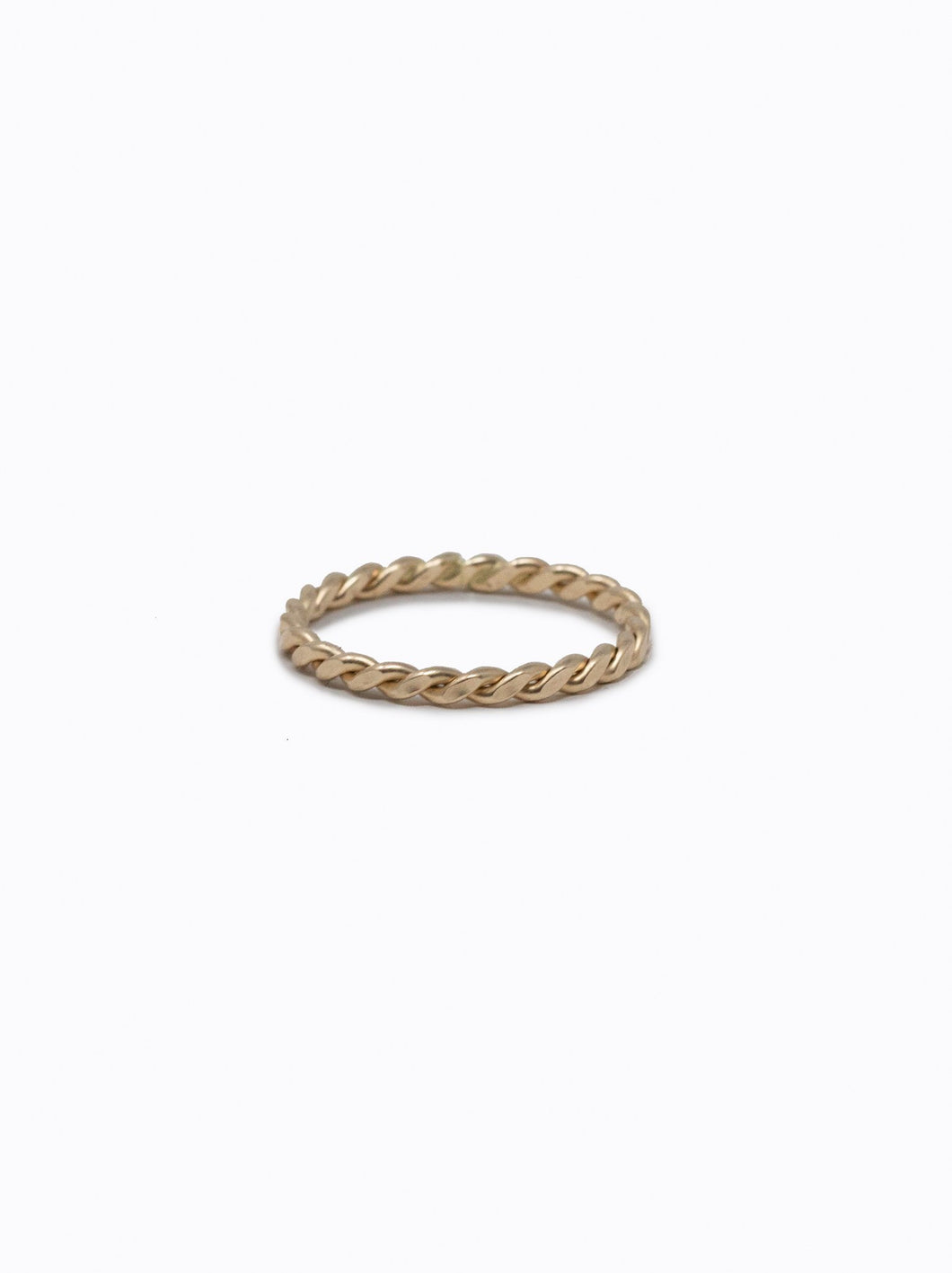 Ivy Ring, Gold