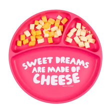 Load image into Gallery viewer, Sweet Dreams are Made of Cheese Wonder Plate