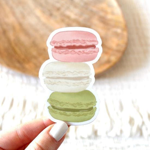 Stickers, Macarons