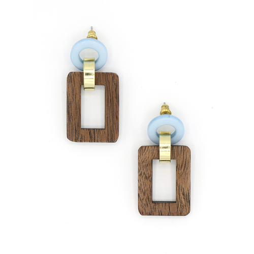 Modern Connection Earrings