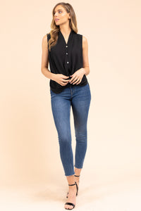 Payton Top, Black