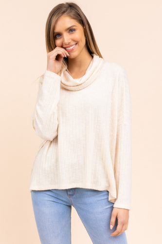 Faith Top, Ivory