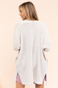 Kali Cardigan, Natural