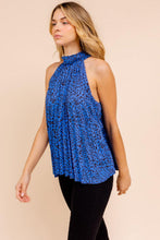 Load image into Gallery viewer, Chloe Top, Royal Blue