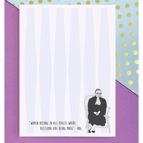 RBG Quote Notepad