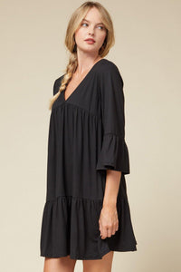 Katie Dress, Black