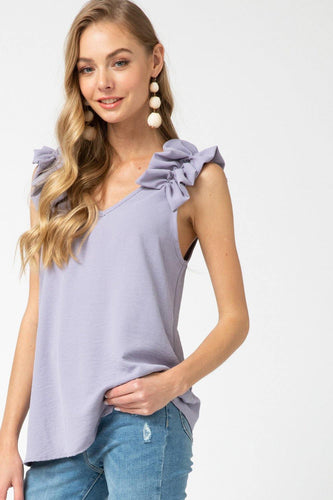 Carly Top, Lavender