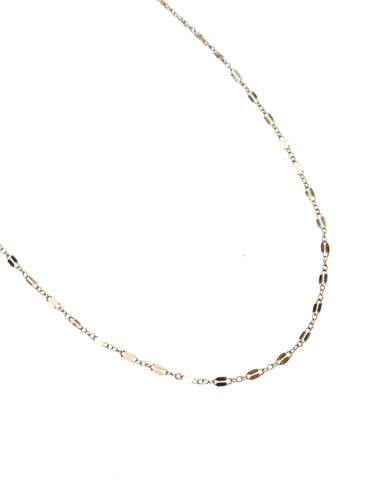 Metal Link Choker, Gold