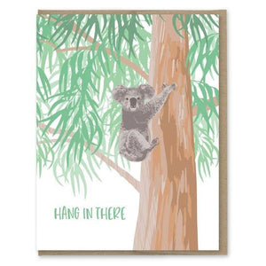 Hang In There Card
