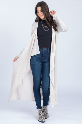 Harlow Cardigan, Cream