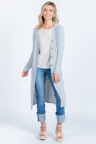 Melody Cardigan, H. Grey