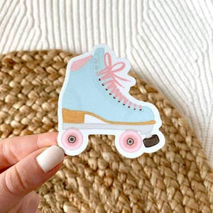 Stickers, Roller Skate