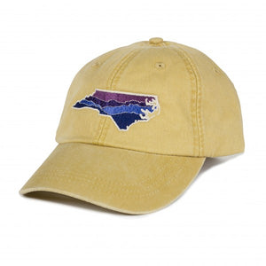 North Carolina State Landscape Patch Hat