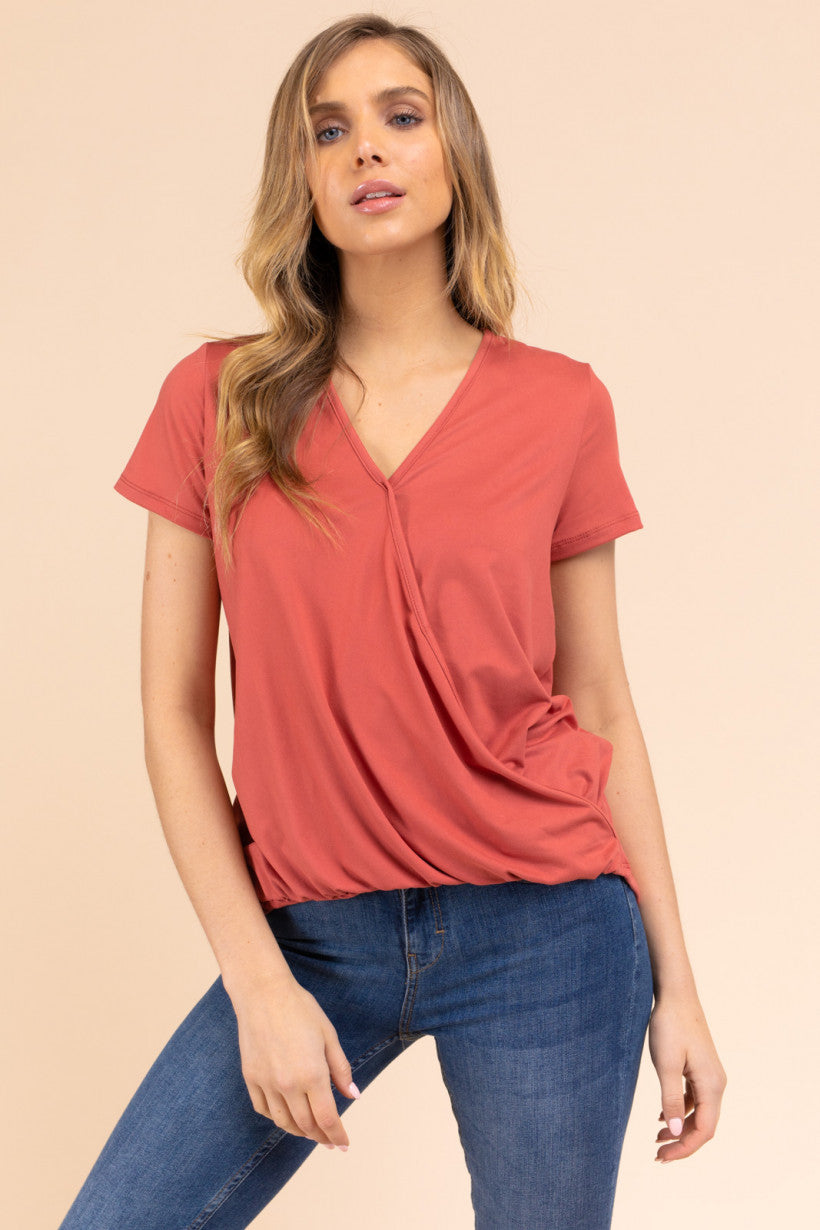 Karla Top, Dusty Mauve