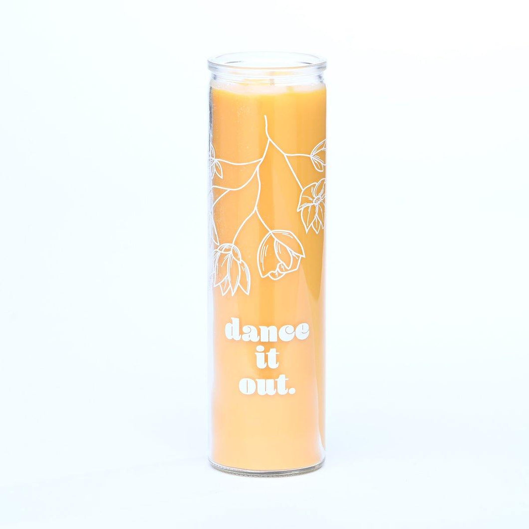 Dance It Out Candle