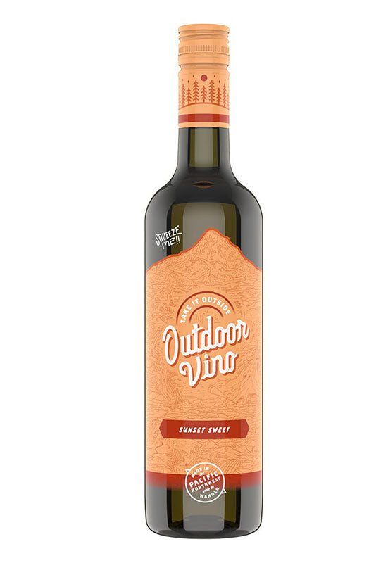 NEW! OUTDOOR VINO SUNSET SWEET