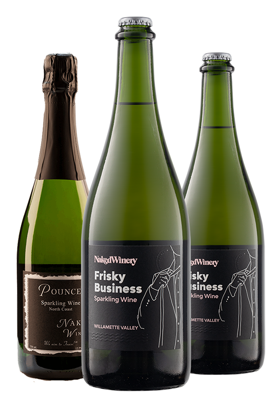 Bubbly Wine 3-Pack