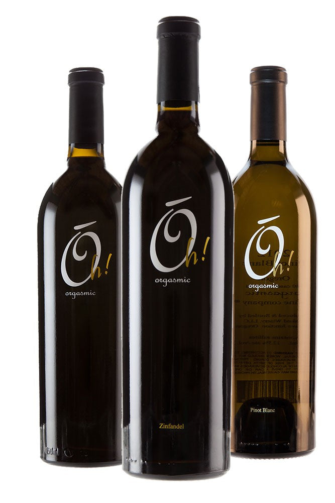 Oh! Orgasmic Premium Wine 3-Pack