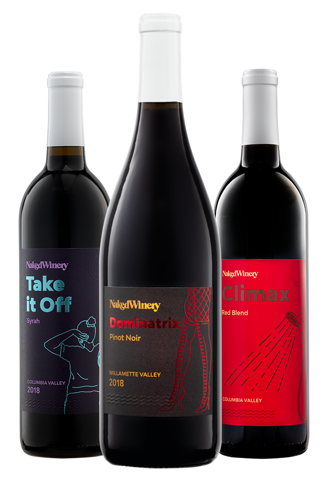 Best Selling Red Wine 3-Pack