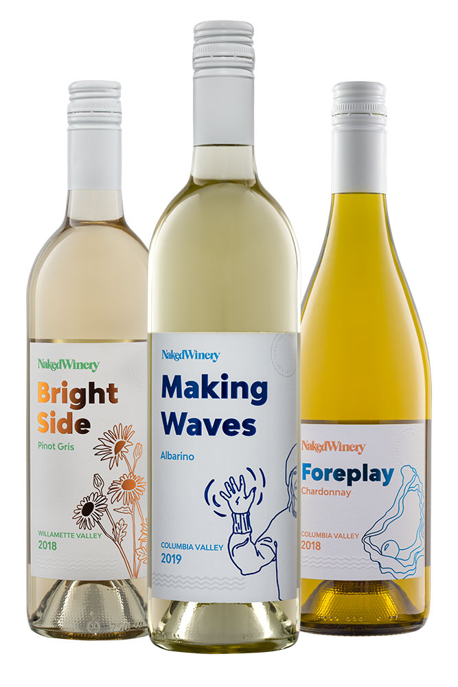 Best Selling White Wine 3-Pack